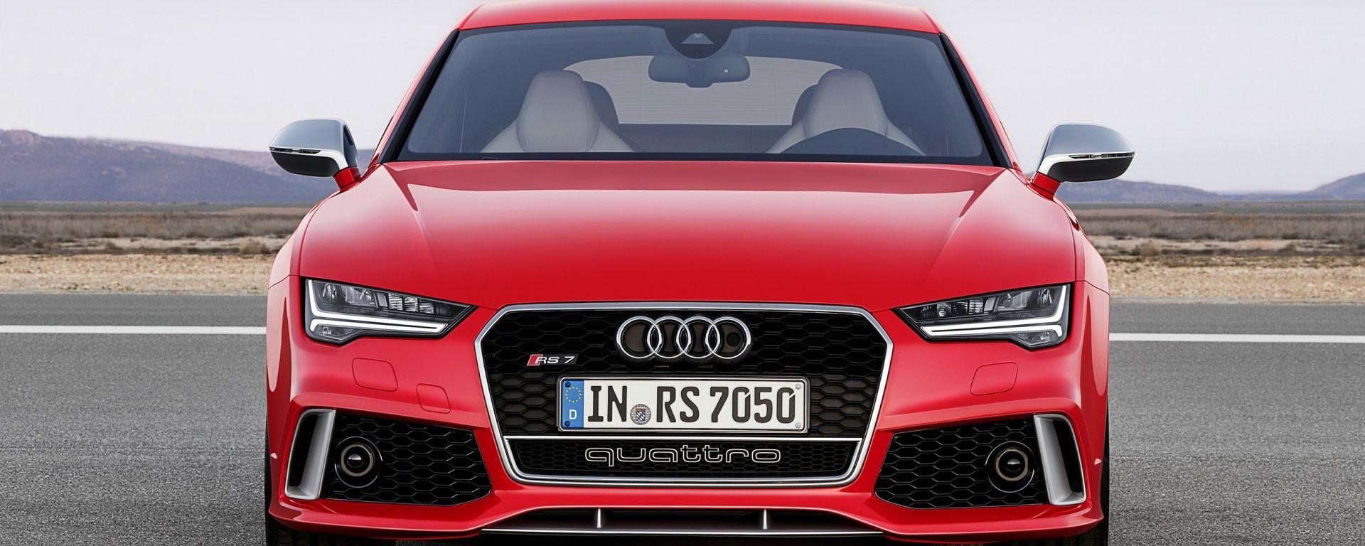 Audi RS7 e S7 2015