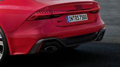 Audi RS7 Sportback 2020, doppio scarico
