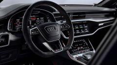 Audi RS7 Sportback 2020, gli interni