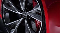 Audi RS7 Sportback 2020, i cerchi in lega