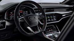 Audi RS7 Sportback 2020, il cockpit
