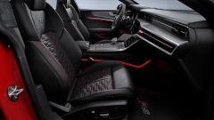 Audi RS7 Sportback 2020, l'abitacolo