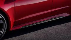 Audi RS7 Sportback 2020, minigonne laterali