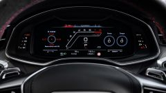 Audi RS7 Sportback 2020, quadro strumenti