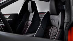 Audi RS7 Sportback 2020, sedili racing