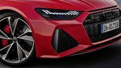 Audi RS7 Sportback 2020, spoiler anteriore