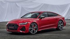 Audi RS7 Sportback 2020, tecnologia mild hybrid