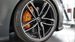 Audi RS8: dettaglio cerchi
