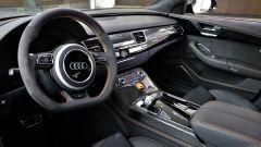 Audi RS8: gli interni