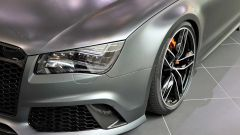 Audi RS8 il frontale