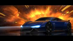 Will Smith al volante dell'Audi RSQ E-Tron in Spies in disguise - Immagine: 1
