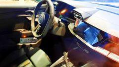 Audi S3 Sportback: le foto degli interni
