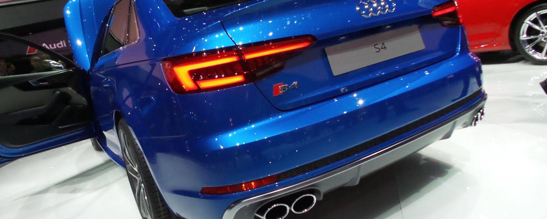 Audi S4 e S4 Avant 2016