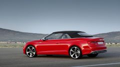 Audi S5 Cabrio: la capote si richiude in 18 secondi