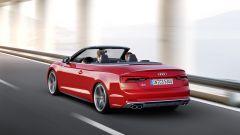 Audi S5 Cabrio: la versione più potente ha 354 cv
