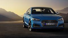 Audi S5 TDI Coupé e Sportback, dal 2019 il diesel. Prezzi, uscita