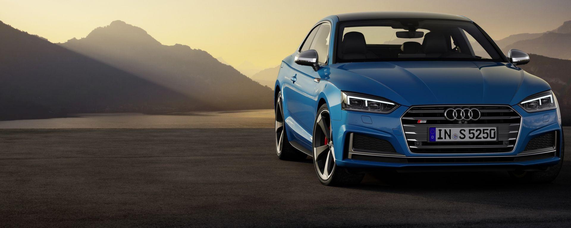 Audi S5 Coupè TDI