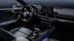 Audi S5 Sportback 2020: gli interni
