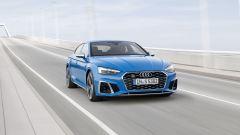 Audi S5 Sportback 2020: vista frontale