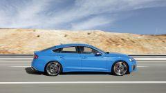 Audi S5 Sportback 2020: vista laterale