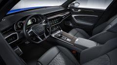 Audi S6 2019, gli interni