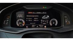 Audi S6 Avant: i dati di viaggio al termine della prova