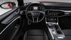 Audi S6 Avant interni