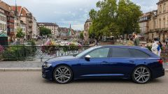Audi S6 Avant TDI quattro tiptronic 2019 a Strasburgo
