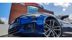 Audi S6 Avant TDI quattro tiptronic 2019: dettaglio del frontale