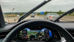 Audi S6 Avant TDI quattro tiptronic 2019: quant'è bello il Virtual Cockpit