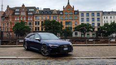 Audi S6 Avant TDI quattro tiptronic 2019:vista 3/4 anteriore