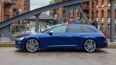 Audi S6 Avant TDI quattro tiptronic: tanto potente, quanto comoda