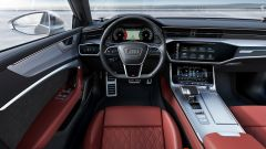 Audi S7 Sportback interni
