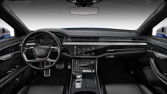 Audi S8 2019: la plancia
