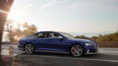 Audi S8 2019: Vista laterale