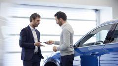 Audi Servizio Pick-Up e Delivery