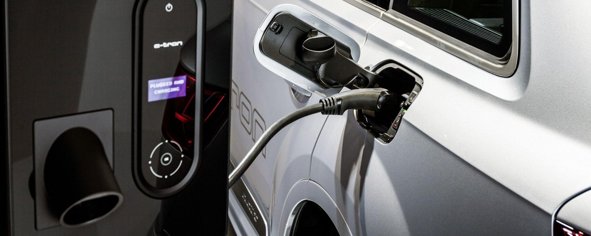 Audi Smart Energy Network, rete elettrica integrata per ricarica auto green
