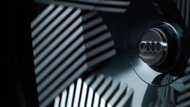Audi Sphere Concept: il design dei cerchi in lega leggera