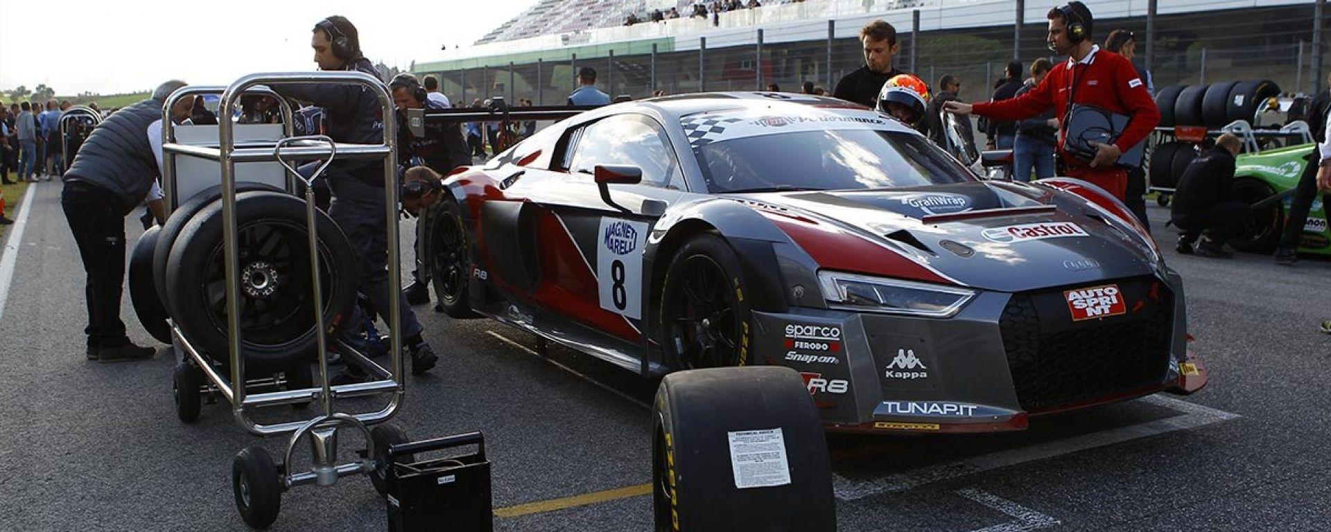 Audi Sport Italia - Campionato Italiano GT 2017