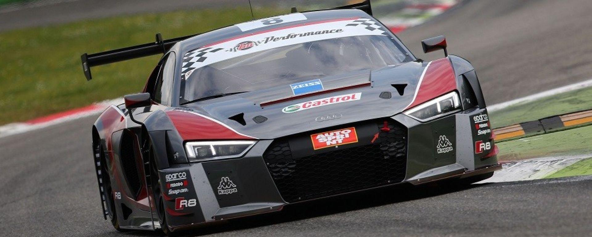 Audi Sport Italia - Campionato Italiano Gt Italia 2017