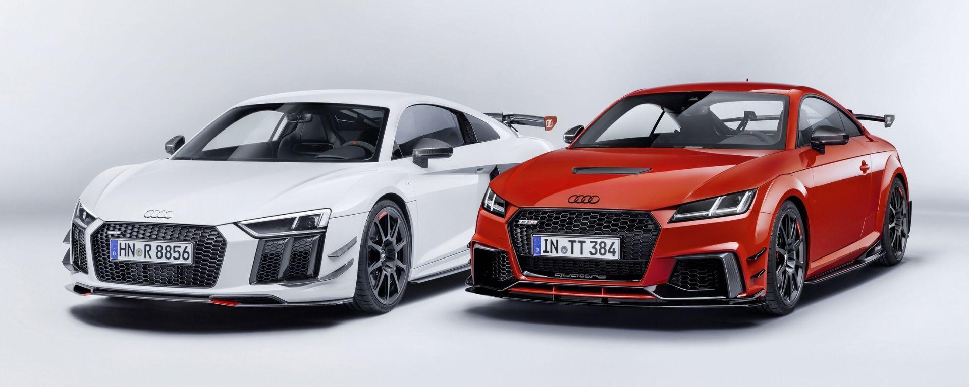 Audi Sport Performance Parts: per chi non si accontenta
