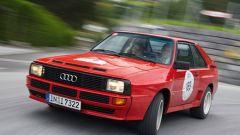 Audi Sport Quattro: rinnegata dal padre - Immagine: 1