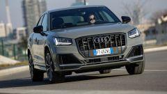 Audi SQ2 2019: il nuovo SUV compatto con 300 CV. Prova e prezzo
