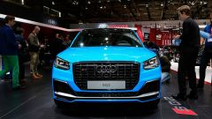 Nuova Audi SQ2: in video dal Salone di Parigi 2018 - Immagine: 3