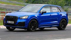 Audi SQ2: le prime foto spy