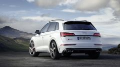 Audi SQ5: 3/4 posteriore