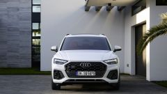 Audi SQ5: frontale