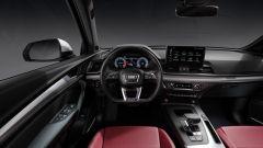 Audi SQ5: gli interni