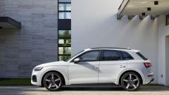 Audi SQ5: laterale