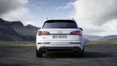 Audi SQ5: posteriore